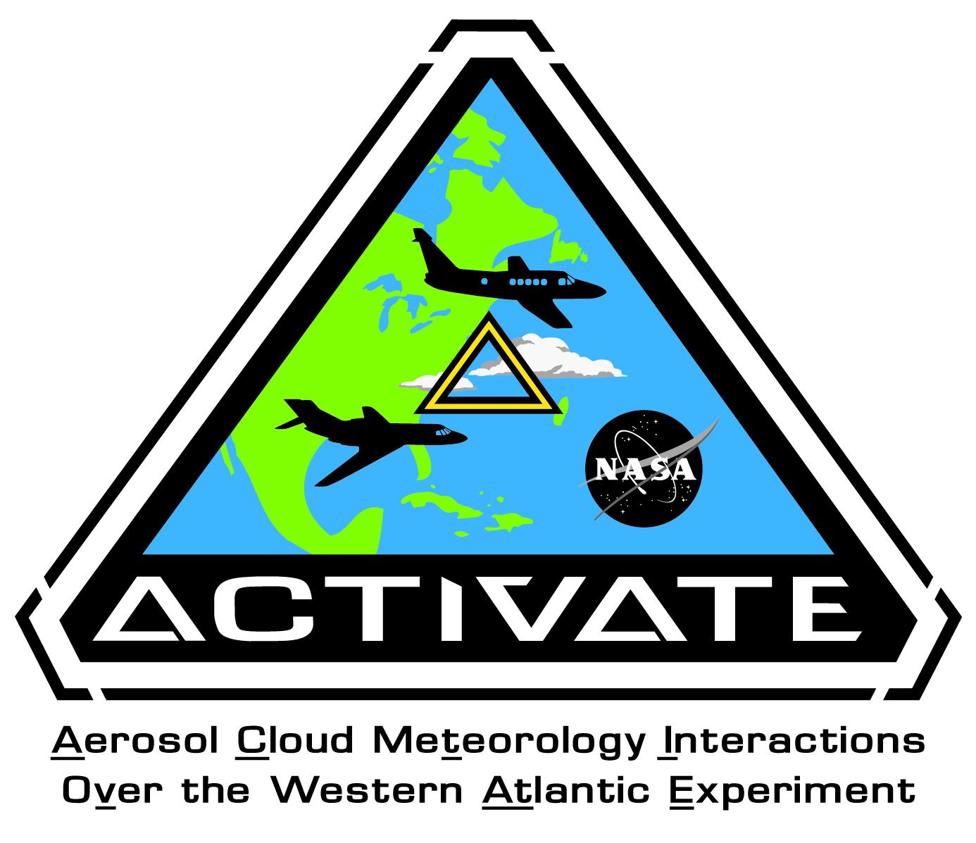 Aerosol Cloud meTeorology Interactions oVer the western ATlantic Experiment-logo